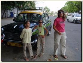Amigos gay en Nueva Delhi